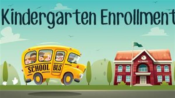 Kindergarten Enrollment 2021-2022
