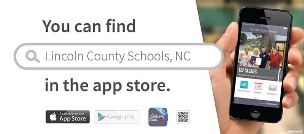 Download the New Lincoln County Schools App