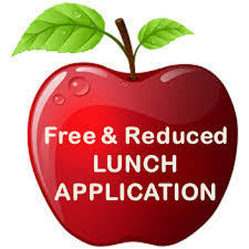 Free & Reduced lunch forms