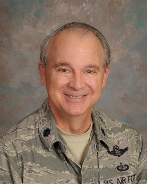 Lt Col Robin Sites, USAF (Retired)