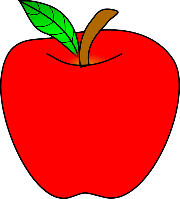 Picture of an apple