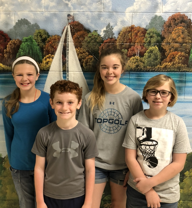 Robinson-Lineberger Literary Competition Winners