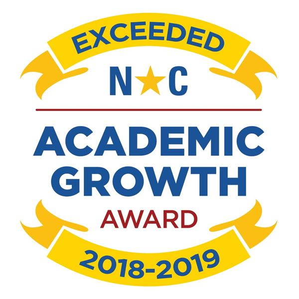 Union Exceeded Growth for the 2018-2019 School Year!