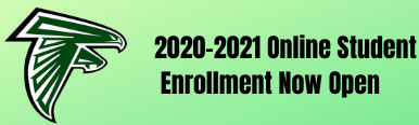 2020-2021 ONLINE STUDENT ENROLLMENT REGISTRATION