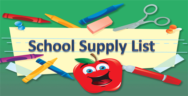 ELMS 2020-2021 Supply Lists