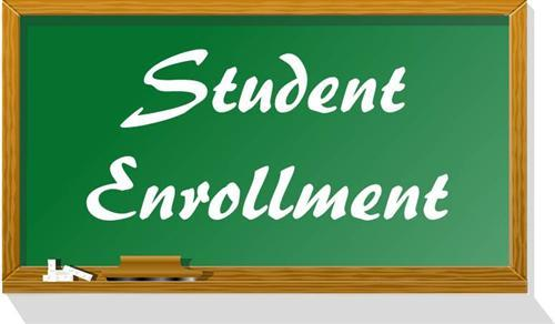 CURRENT YEAR ENROLLMENT