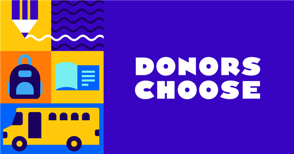 ELMS Donor's Choose Projects