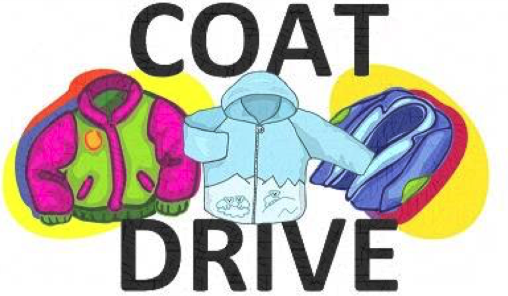 Coat Drive for Asbury Resource Center