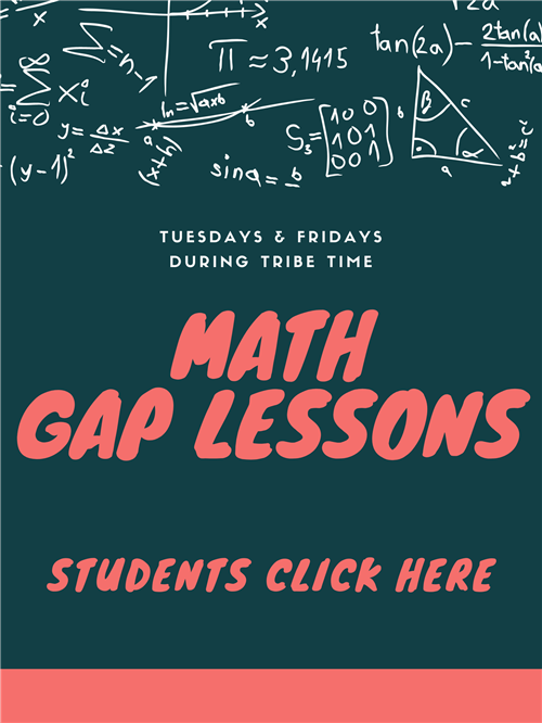 link to Math Gap lessons