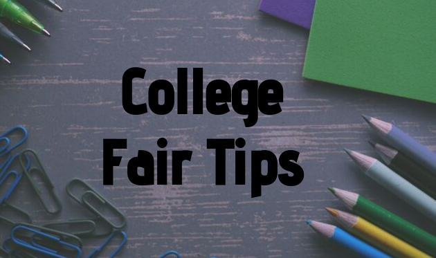 College Fair Tips