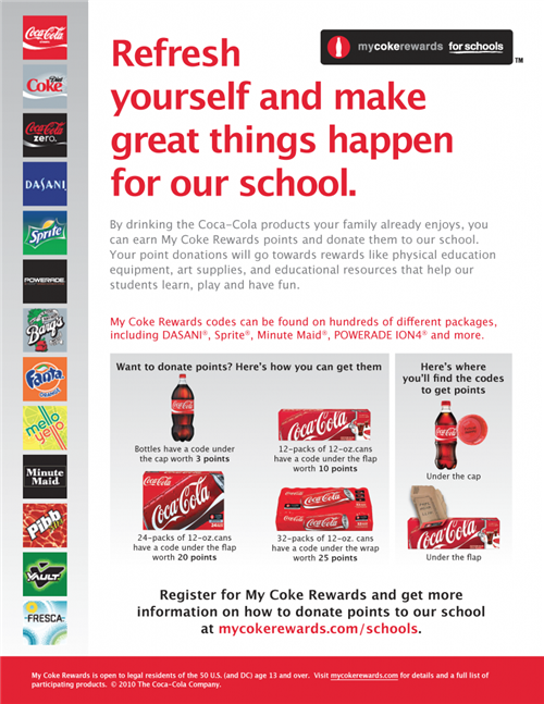 Image result for coca cola rewards products