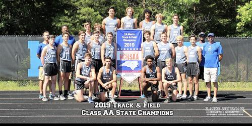 2019 State Track Champions