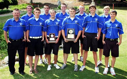 2009 Golf State Champions