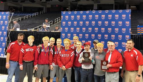 Congratulations to WLHS Wrestlers Who Placed at the NCHSAA Individual State Wrestling Championships