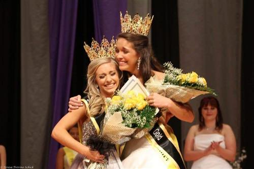 Pageant Results for Miss Lincolnton High School and Miss Black & Gold Scholarship Pageant