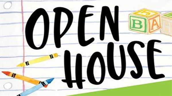 2019-2020 Open House Information