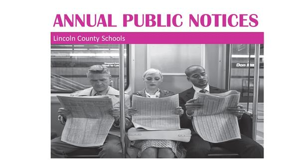 Annual Public Notices