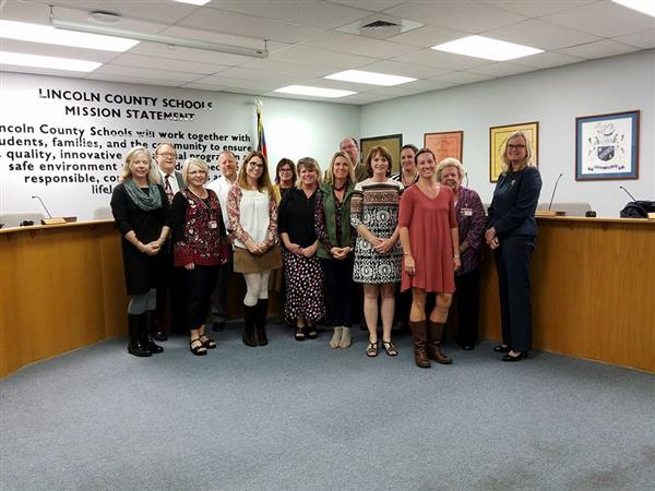 Rock Springs Elementary School Recognized as Being the First LCS School to Earn an A+NG School Performance Grade