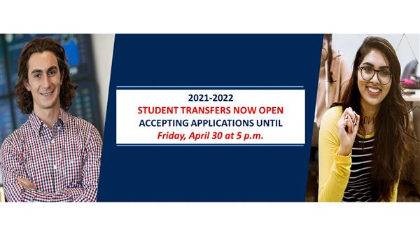2020-2021 Student Transfer Update
