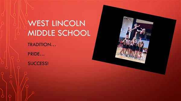 West Lincoln Middle pride and success