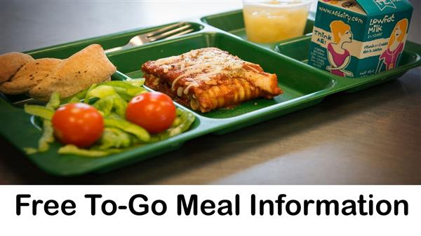 Free To-Go Meal Information